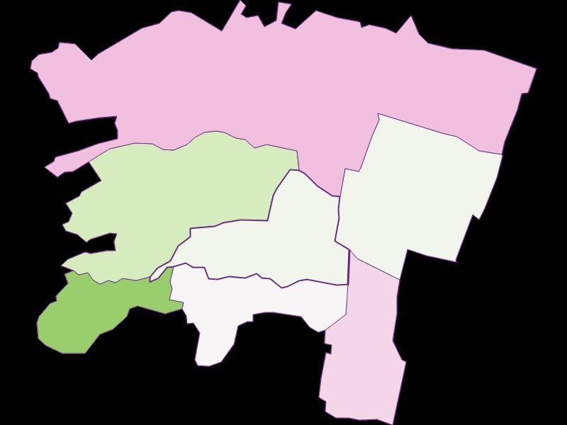 Заселенность в Brunn am Gebirge