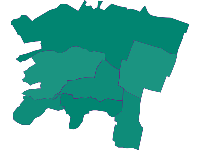 Демография с 1869 года в Brunn am Gebirge