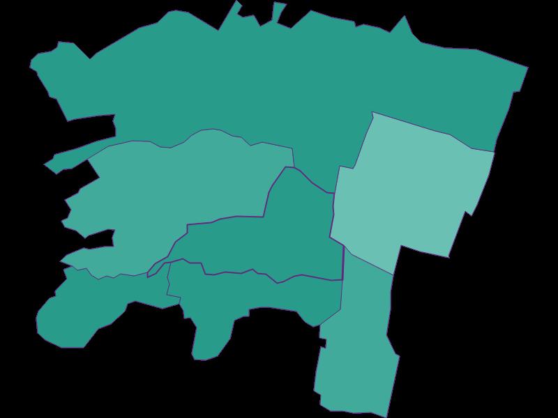 Демография с 1900 года в Brunn am Gebirge