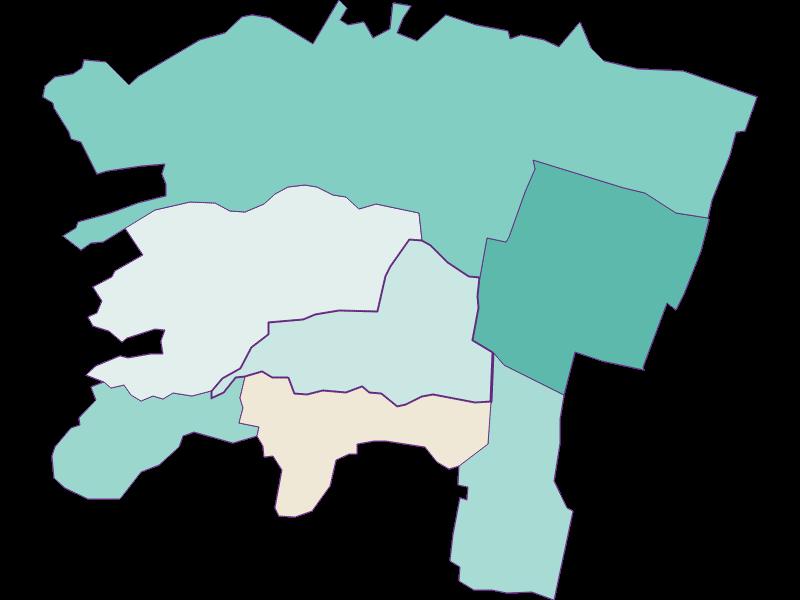 Демография с 2011 года в Brunn am Gebirge