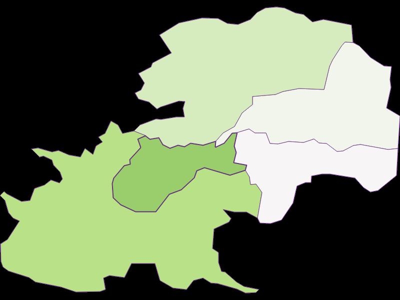 Settlement in Gießhübl