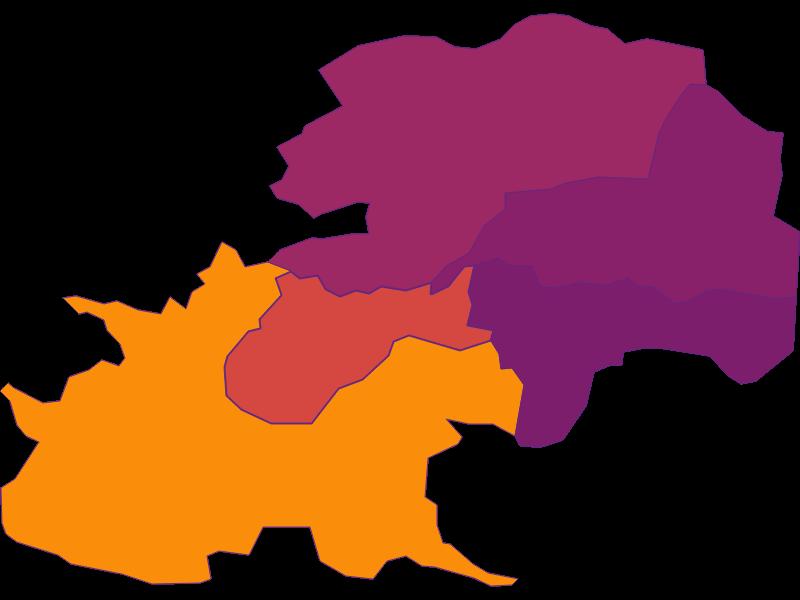 Population density in Gießhübl