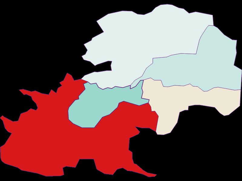 Population development since 2011 in Gießhübl