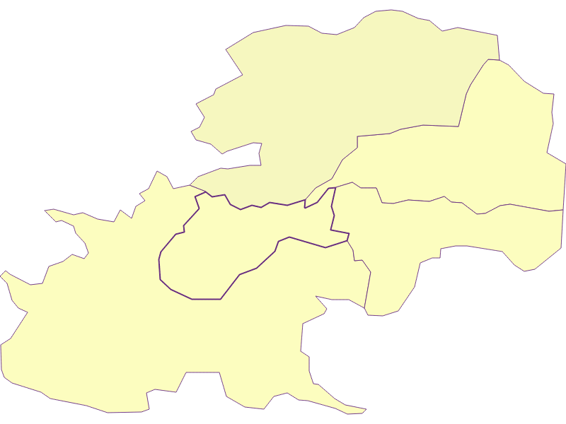 Farmers (comparison to federal state) in Gießhübl