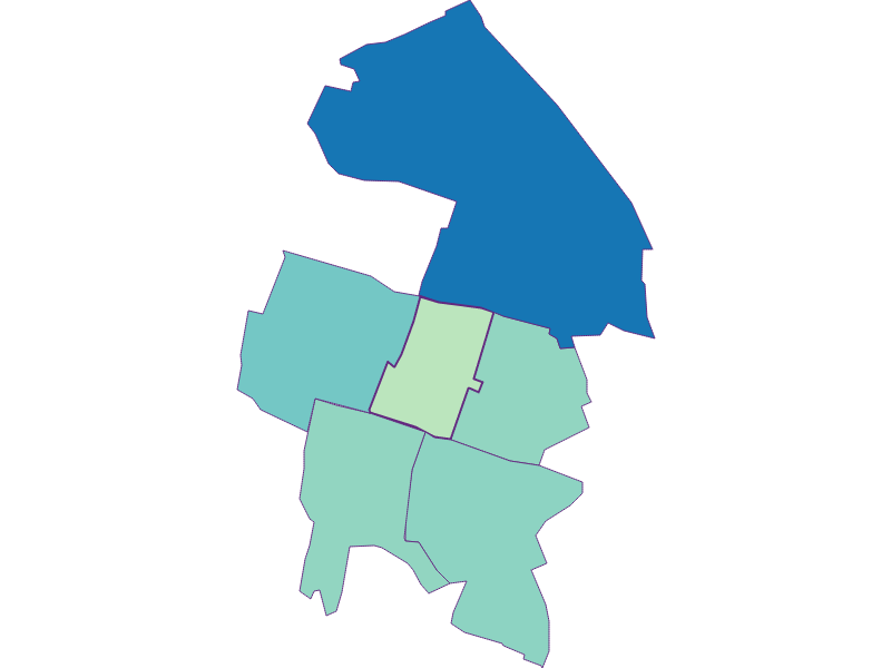 Share of foreigners in Hennersdorf