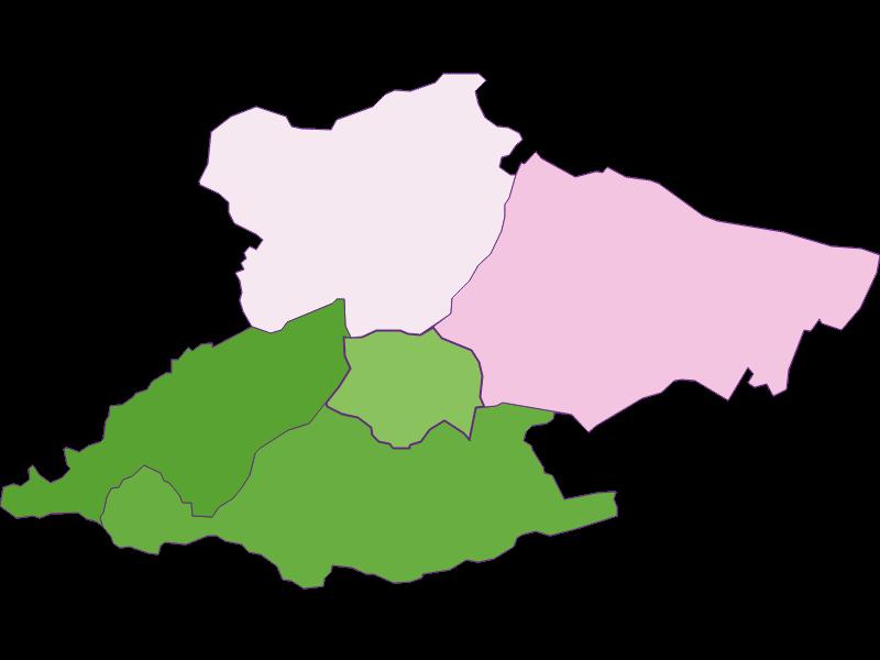 Settlement in Laab im Walde