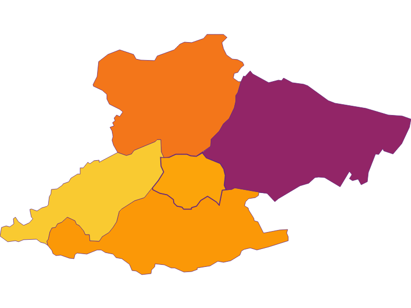 Плотность населения в Laab im Walde