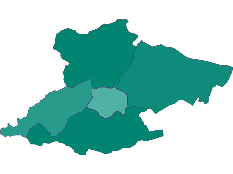 Population development since 1869 in Laab im Walde