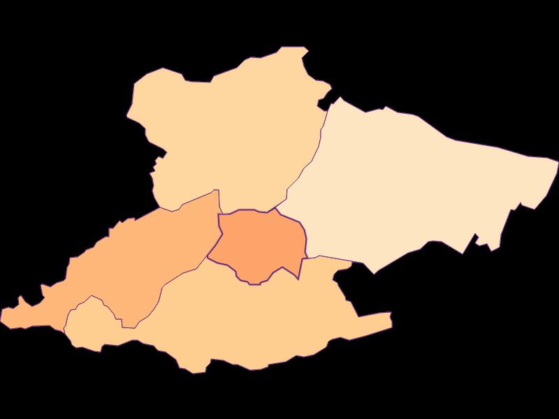 Размер домохозяйства в Laab im Walde