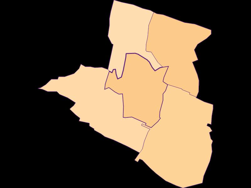 Размер домохозяйства в Laxenburg