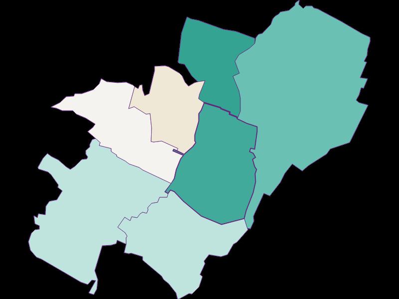 Population development since 2011 in Münchendorf