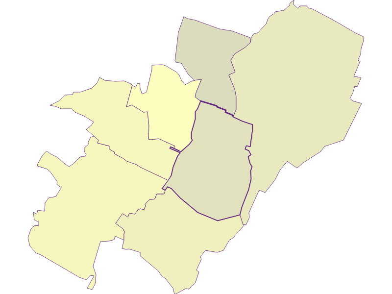 Farmers (comparison to federal state) in Münchendorf