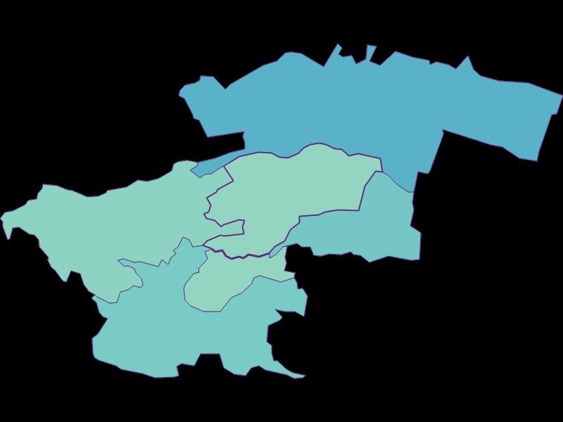 Доля иностранцев в Perchtoldsdorf