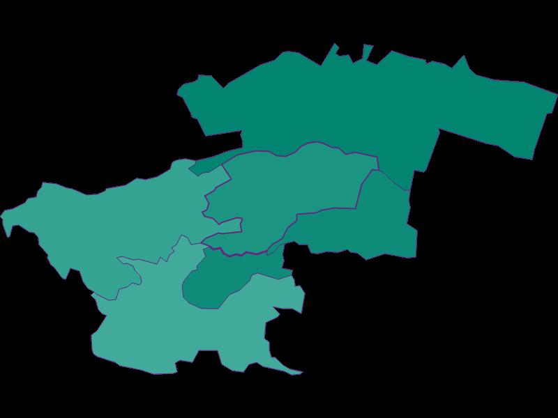 Прирост населения за 1869-2018 | Perchtoldsdorf