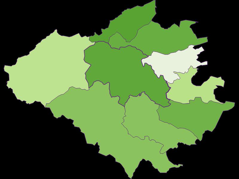Settlement in Wienerwald
