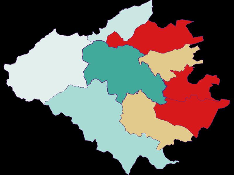 Population development since 2011 in Wienerwald