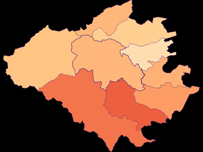 Household size in Wienerwald