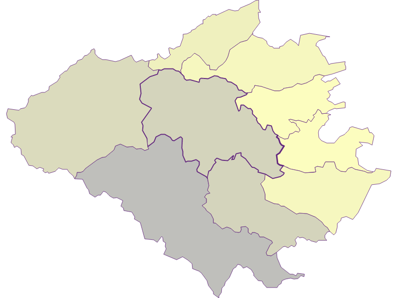 Farmers (comparison to federal state) in Wienerwald