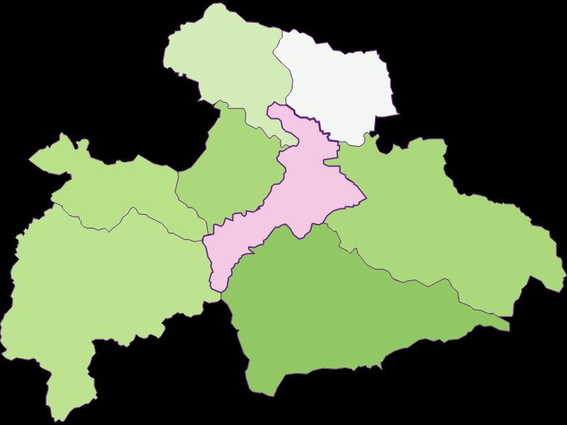 Settlement in Judenburg