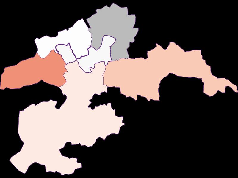 Activity rate in Altendorf