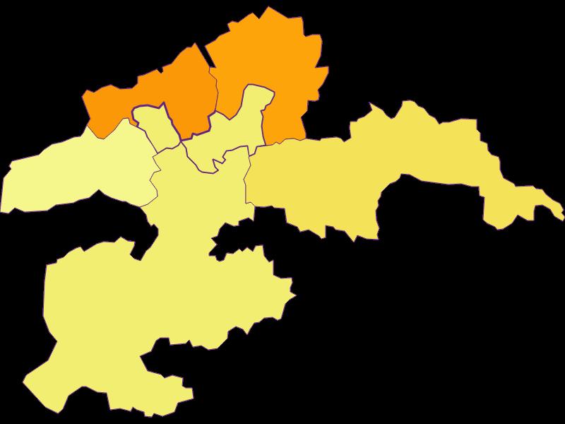 Population density in Altendorf