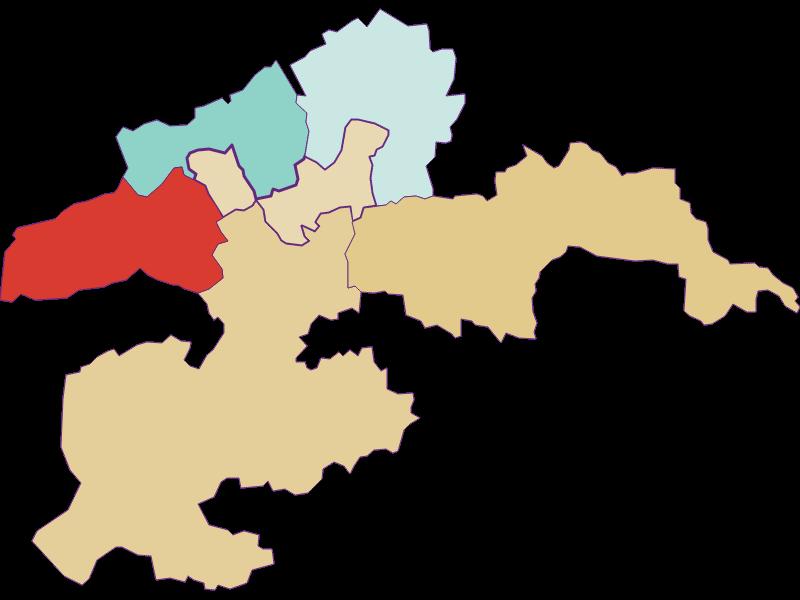 Population development since 1900 in Altendorf