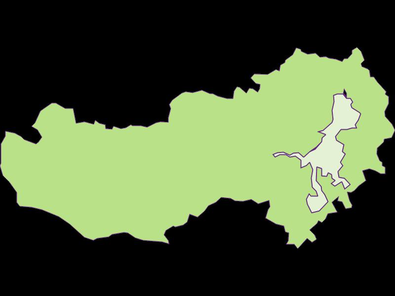 Settlement in Aspang-Markt