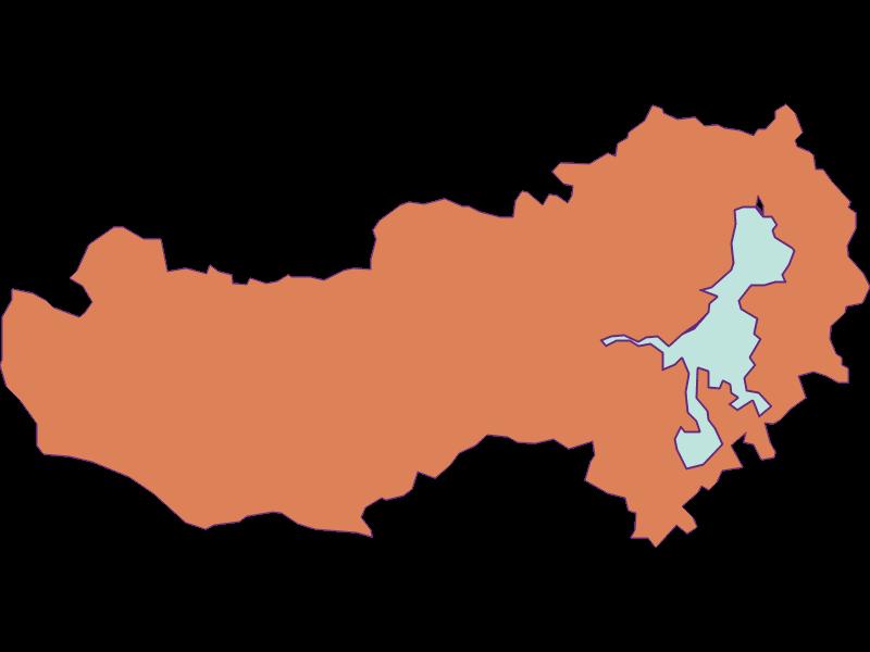 Population development since 1869 in Aspang-Markt