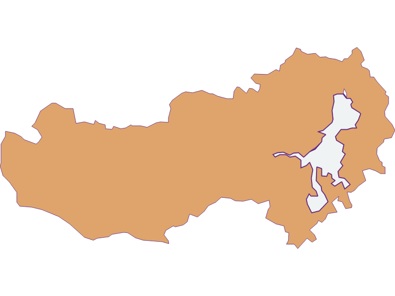 Population development 1900-2018 | Aspang-Markt