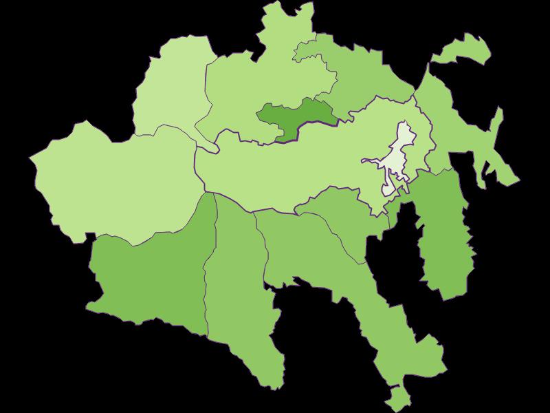 Заселенность в Aspangberg-St. Peter