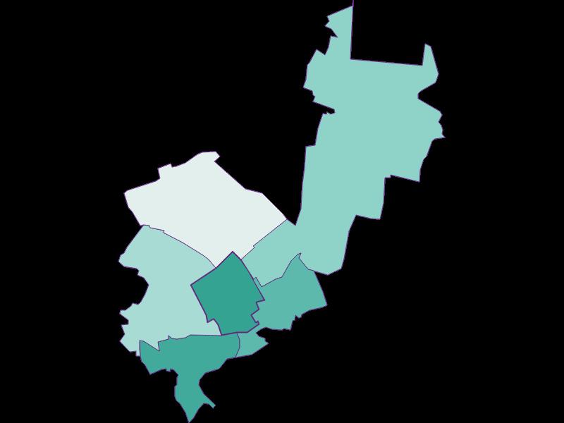 Демография с 1869 года в Breitenau