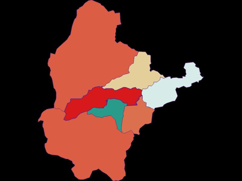 Population development since 1869 in Breitenstein