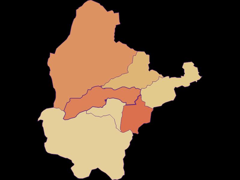 Population development since 2011 in Breitenstein