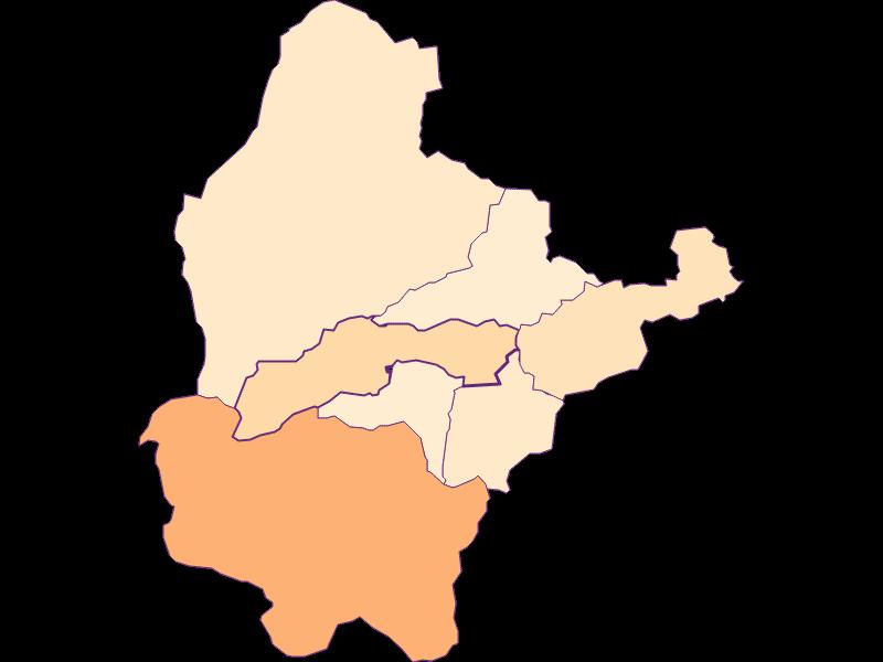 Household size in Breitenstein