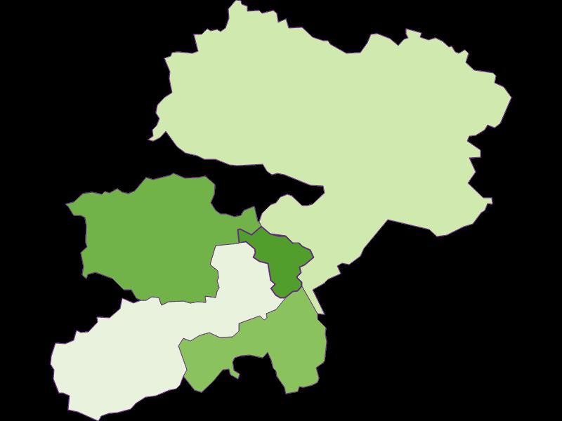 Settlement in Buchbach
