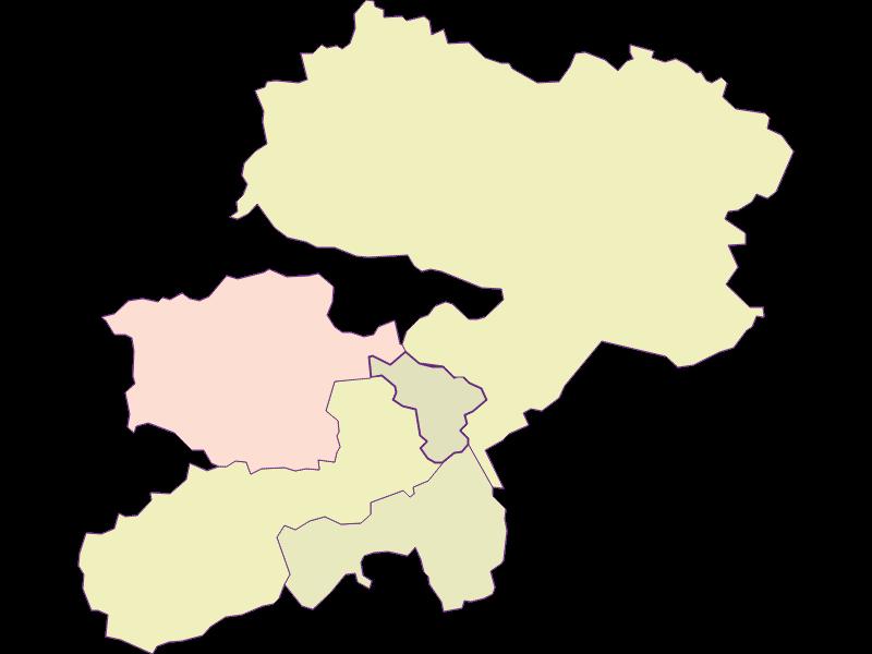 Farmers (comparison to federal state) in Buchbach