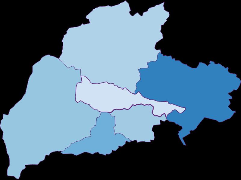 Unemployment in Bürg-Vöstenhof