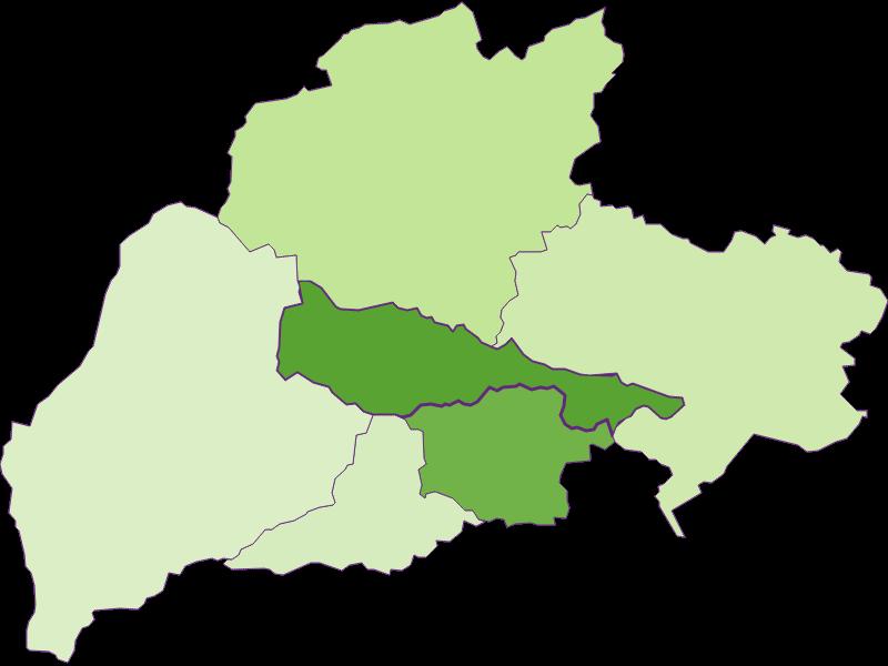 Settlement in Bürg-Vöstenhof
