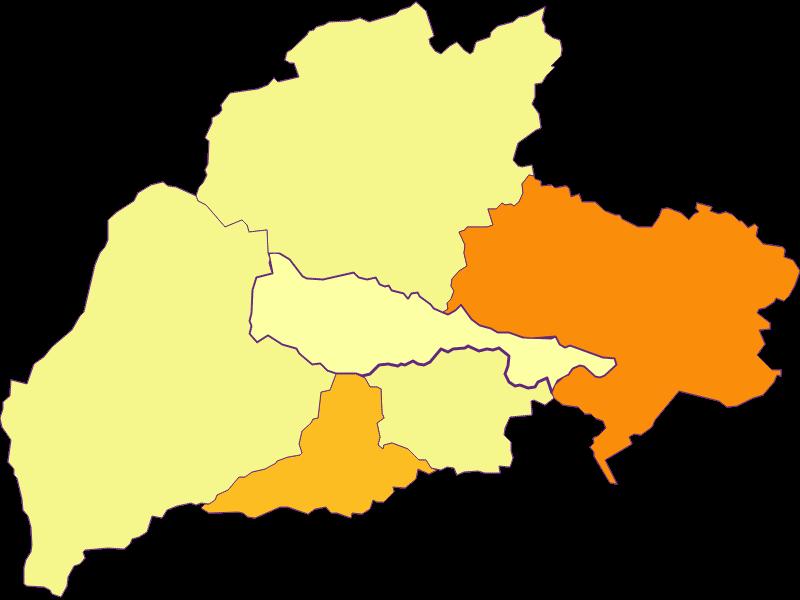 Population density in Bürg-Vöstenhof