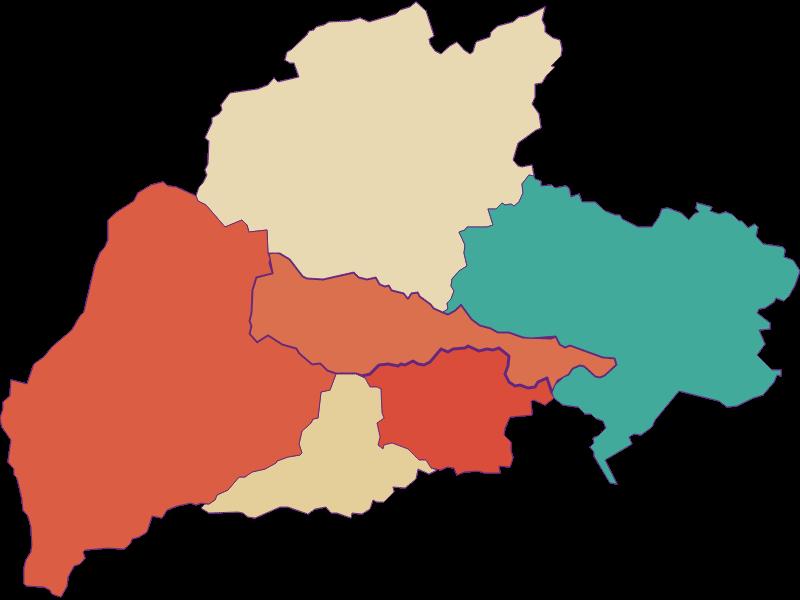 Population development since 1869 in Bürg-Vöstenhof