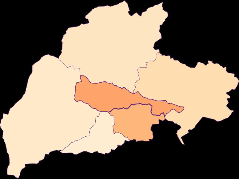 Household size in Bürg-Vöstenhof