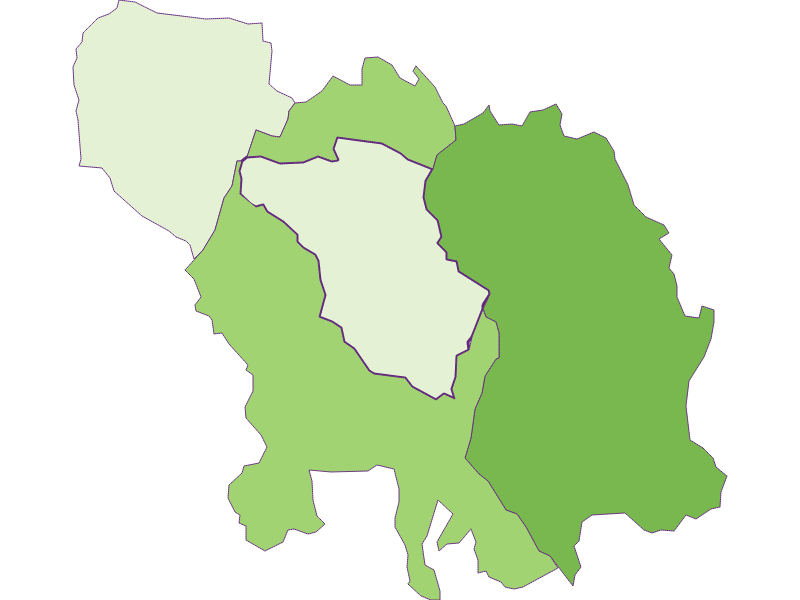 Заселенность в Edlitz