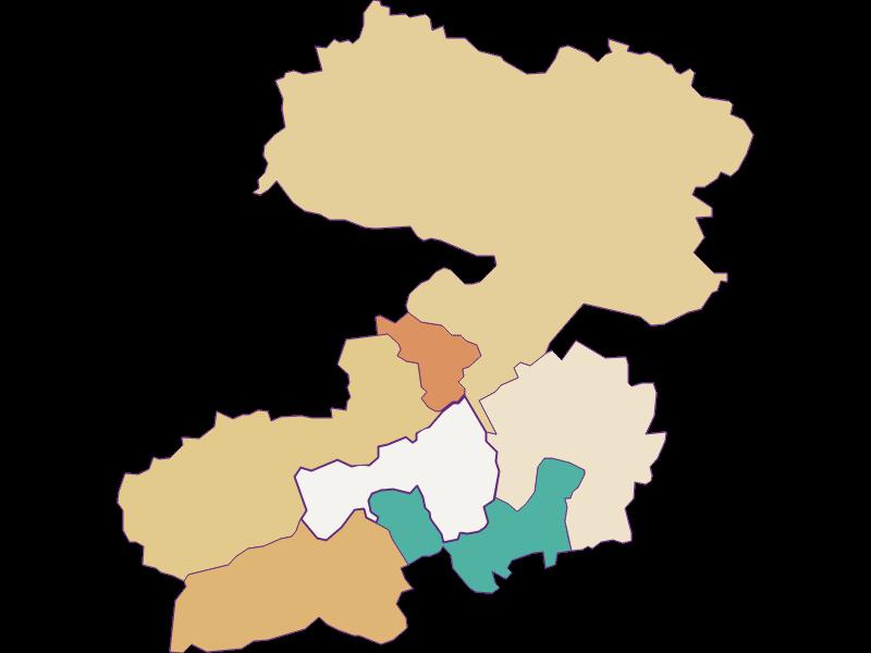 Population development since 2011 in Enzenreith