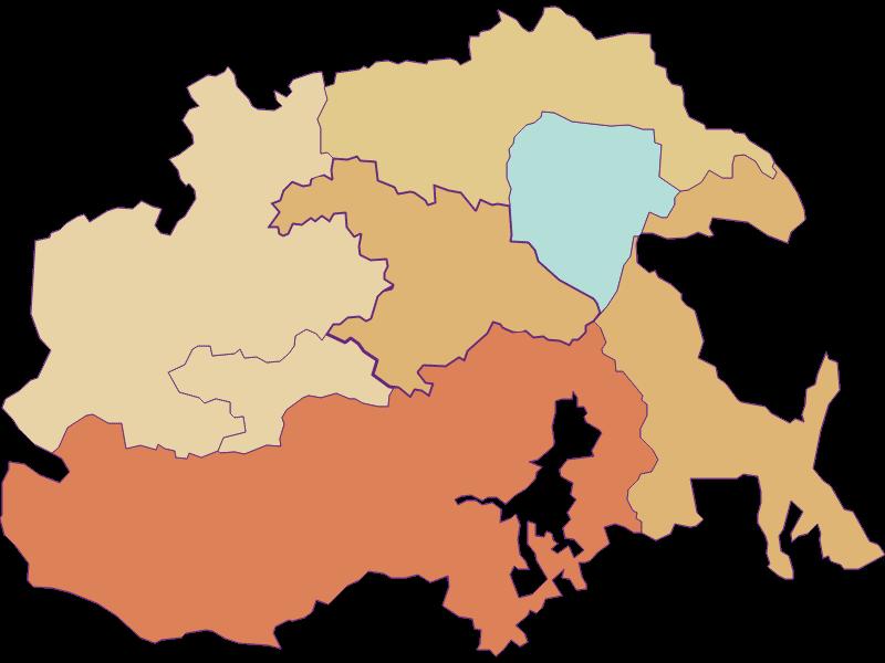 Population development since 1869 in Feistritz am Wechsel