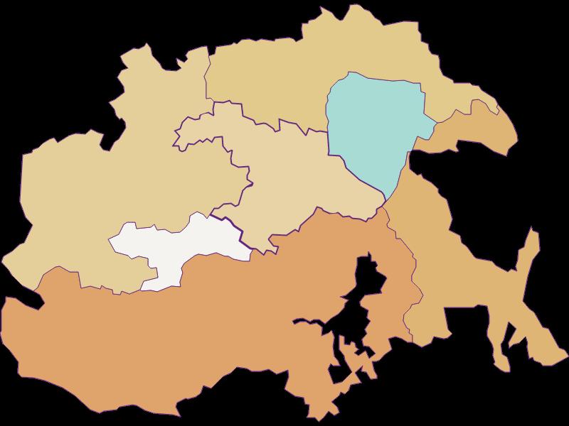 Population development since 1900 in Feistritz am Wechsel