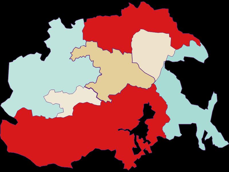 Population development since 2011 in Feistritz am Wechsel