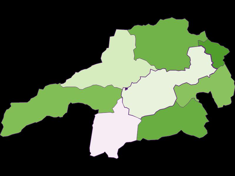 Settlement in Gloggnitz