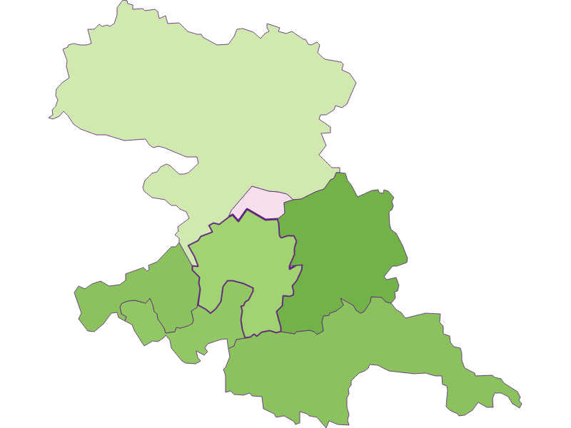 Заселенность в Grafenbach-St. Valentin