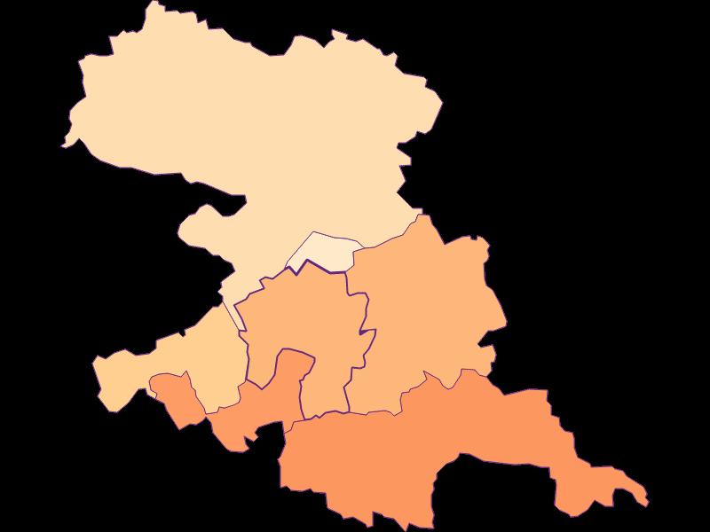 Размер домохозяйства в Grafenbach-St. Valentin