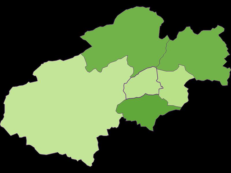 Settlement in Grünbach am Schneeberg